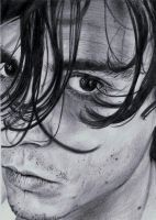 Johnny Depp by ocean-nicki