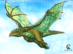 Wyvern - Color by mentat0209