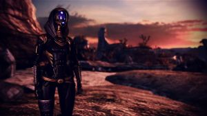 Tali'Zorah vas Normandy 14 by johntesh