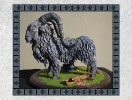 Bill Berry Goat ( for sale) image 2 by Anubuis