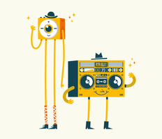 iPod and the Radio Star by patswerk