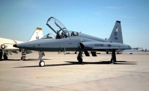 Dyess ACE T-38 by F16CrewChief
