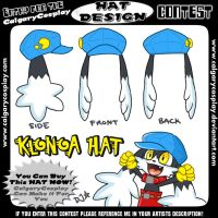 Hat competition entry - KLONOA by ZombiDJ