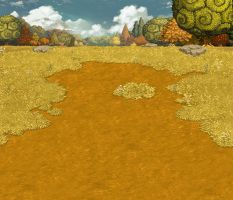 Sacred Seasons 2 Field BG by Kyomu