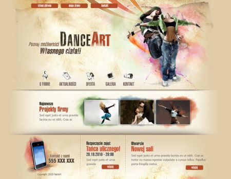 Site - Dance by ditrich1