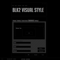 BLK2 Visual Style by nharren