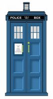 TARDIS by Carthoris