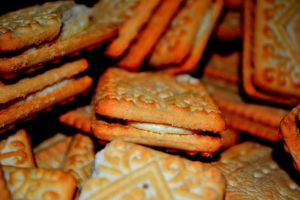 Custard Creams by BrighdeMPortfolio