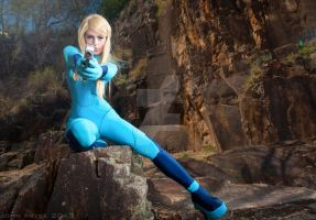 Samus by jkdimagery