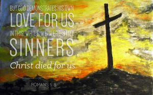 Romans 5:8 by millormarti