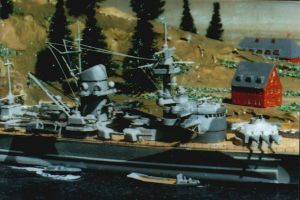 w-s KM Lutzow in Altenfiord June 1942 detail amids by ZMichaelr2a