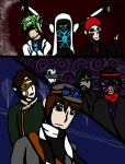 Romantically Apocalyptic AU by maniac-fangirl