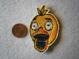 Selfmade Chica Patch by HipsterOwlet