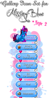 GIS Style 2 for MissingBlue by Drache-Lehre