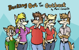 Backing Out by FreyFox