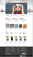 Ultimo - eShop Template by sandracz