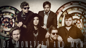 Of Monsters and Men Wallpaper by theeverydayghost