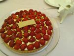 Strawberry Tart by Miretz