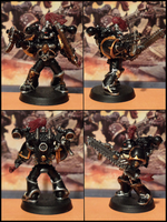 Chaos Marine version 002 by Knyghtos