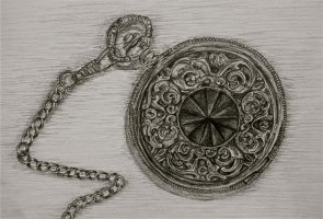 Pocket Watch by robbsiebobs