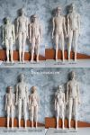 IOS 80cm comparison (Updated, Soom and Iple dolls) by Sarqq