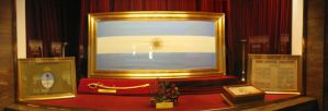 Panoramica Bandera Argentina by argentinos
