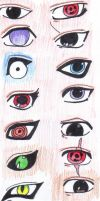 Who's Eyes Are These by lizluvsanime2