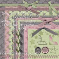 Stars N More Stars Taggers Kit by netfairy23