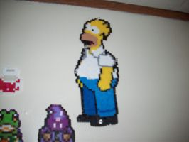 Homer Jay Simpson by coldplay3277
