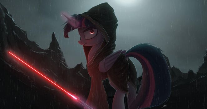 Sith Twilight Redux by NCMares