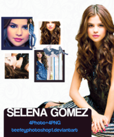 Selena Gomez PNG pack+Photopack by TeefeyPhotoshop1