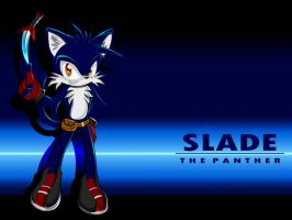 Slade the panther wallpaper by SonARTic