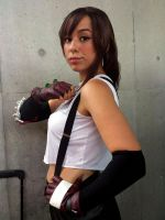 Tifa Lockhart at Comiket 82 by frankiki