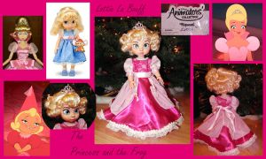 Lottie La Bouff Animator Doll by Lokotei