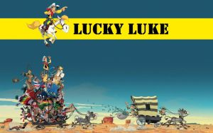 Lucky Luke 01 by angelcostavillacrez