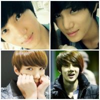 kai and sehun by ambieshinee