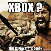 XBOX? THIS IS PLAYSTATIOOOOON by Fluttershy242