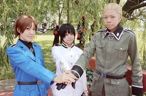 APH-AXIS POWERS by astachan