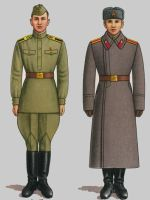 Soviet Army Uniforms 20 by Peterhoff3