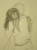 Sometimes a hug is worth a thousand kisses by Kcie-Aiko