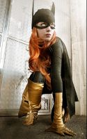 Batgirl is back by saritisima