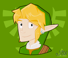 Link Bust by jin87