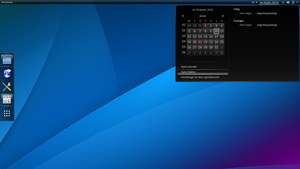 Oxygenium 3.14-1.4 - GNOME Shell theme by DarkBeastOfPrey
