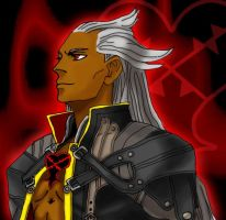 KH Ansem by captainsavvy
