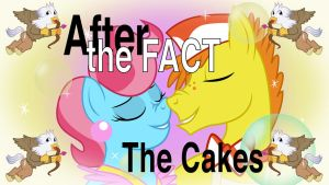 After the Fact: The Cakes by MLP-Silver-Quill
