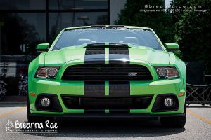 A Green Roush Mustang by breanna-rae