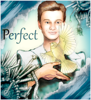 Cover for fanfic: Perfect by Alibodyrus