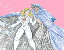 Cloak and Dagger by theaven