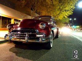 Classic Chevy Nights by Swanee3