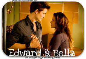 Edward and Bella BD part I by Paramoreistic
